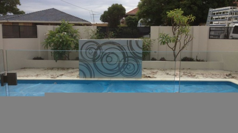 Swimming Pool Glass Fences Perth